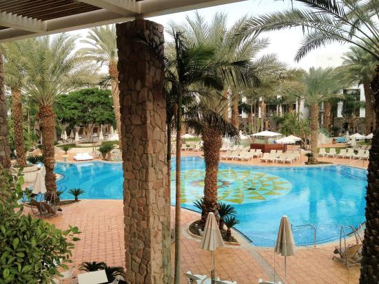 Isrotel Agamim: Tropical pool