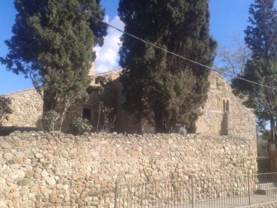 Iglesia de Santa Maria de Santiga