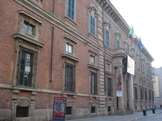 Vincenzo campi la fruttivendola foto di pinacoteca di for Accademia di design milano