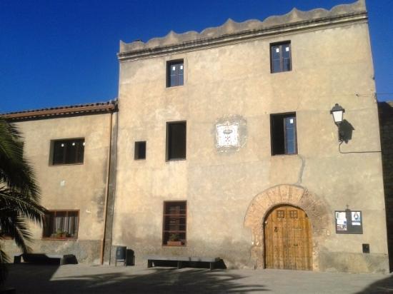 Abrera, Испания: Edificio anexo