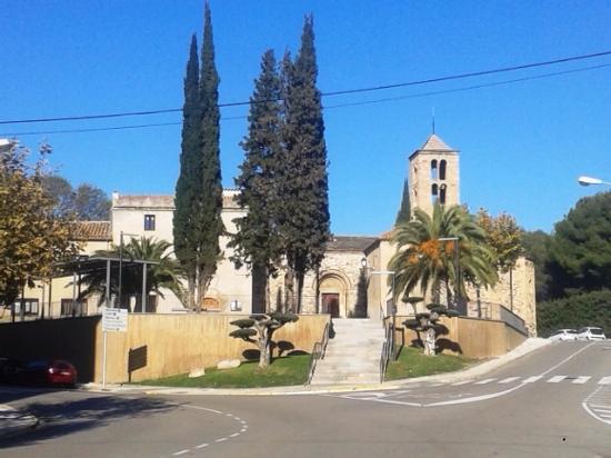 Iglesia de San Pedro de Abrera