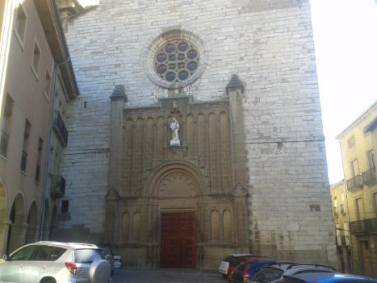 Calaf, Spain: Entrada