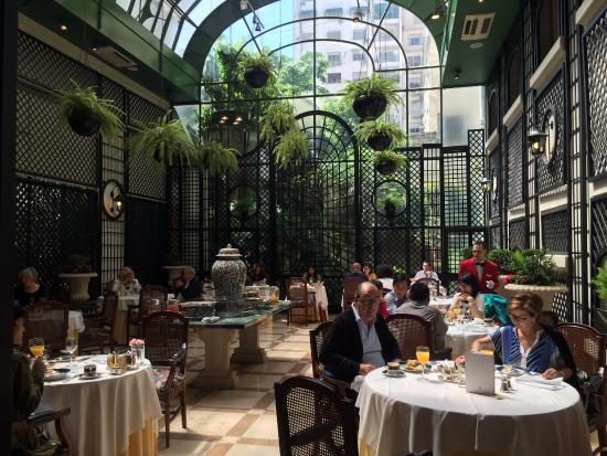 jardin de invierno picture of alvear palace hotel On alvear hotel buenos aires tripadvisor