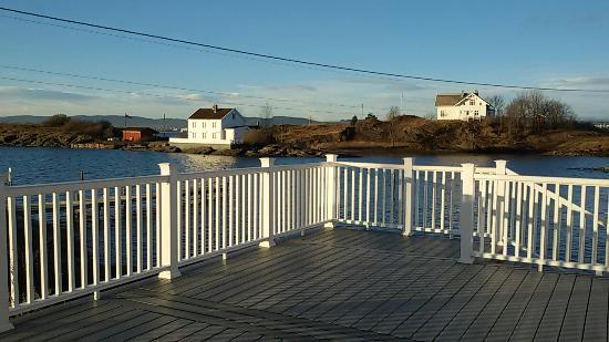 Gressholmen Island
