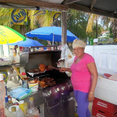 Saint Mary Parish, Antigua: 268 Buggies