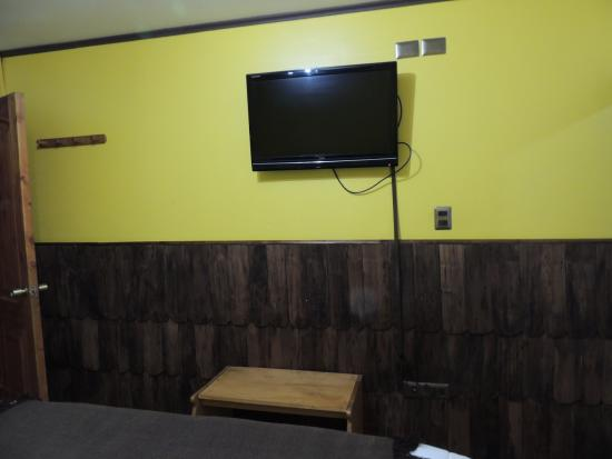 Hostal Tren del Sur: TV