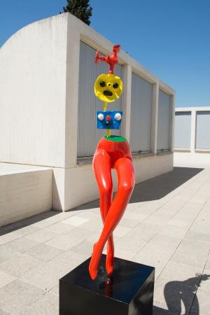 Fundacio Joan Miro - Picture of Fundacio Joan Miro, Barcelona - TripAdvisor
