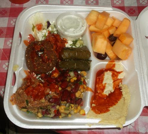 Ali baba mediterranean delites fast food restaurant 60 for Ali baba mediterranean cuisine