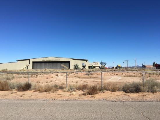 Santa Teresa, NM: Hangar