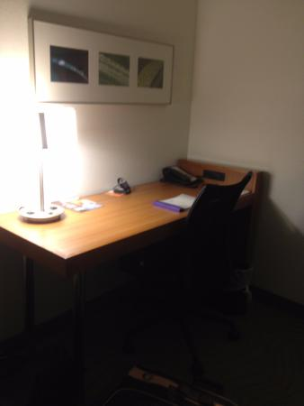 SpringHill Suites Lafayette South at River Ranch : Desk