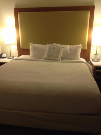 SpringHill Suites Lafayette South at River Ranch: Bedroom