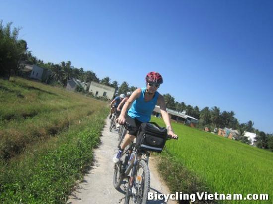 travel vietnam tours cycling famous minh trail hanoi