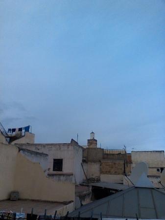 Riad Idrissi : vista