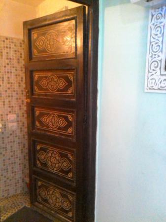 Riad Idrissi : bagno