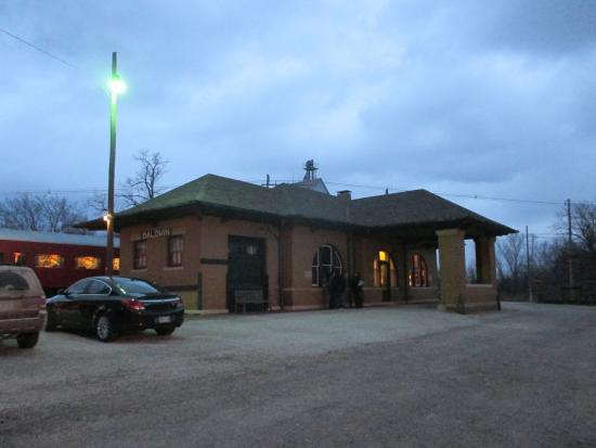 Baldwin City, KS: Baldwin Depot