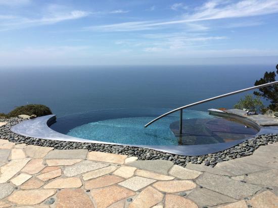 Post Ranch Inn: Infinity pool