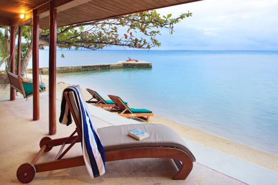 Toberua Island, Fiji: Stunning Beachfront