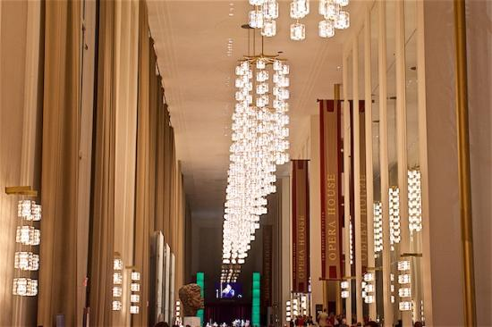 Grand Foyer Kennedy Center : Photo g picture of john f kennedy center for the