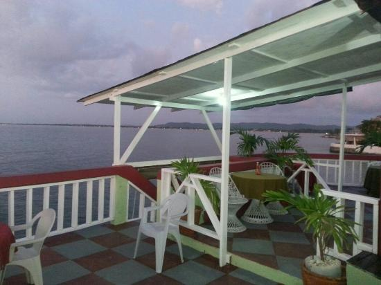 Swordfish Restaurant and Bar: Spectacular view