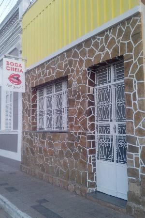 Boca Cheia