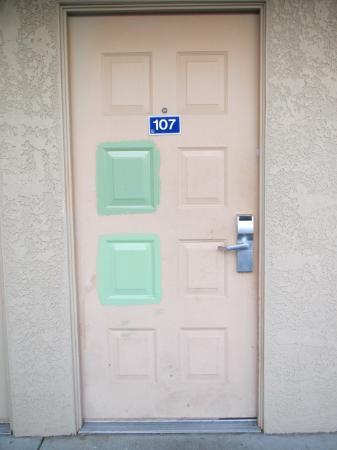 Days Inn San Jose Milpitas: Door