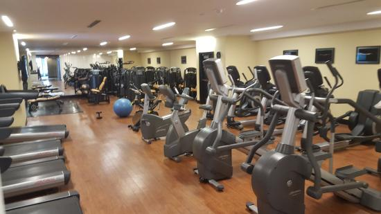 Awe Inspiring Fitness Center Picture Of The Nines A Luxury Collection Interior Design Ideas Skatsoteloinfo