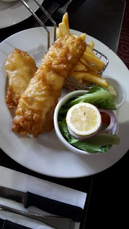 Seaford, Australien: Fish and Chips