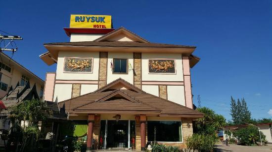 Ruysuk Hotel Swimming Pool Udon Thani Thailand Reviews Photos Price Comparison