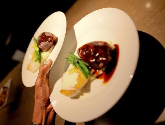 Linwoods Due Catering: горячее мясное