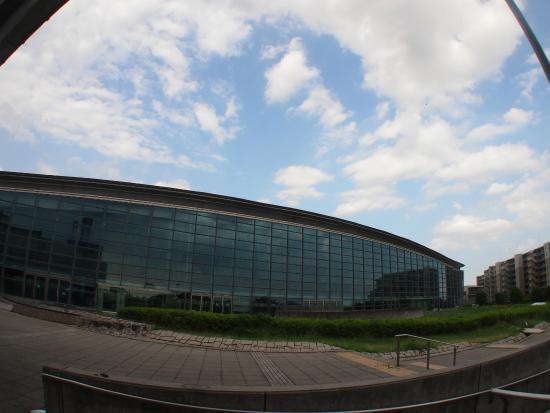 Yokohama International Swimming Pool
