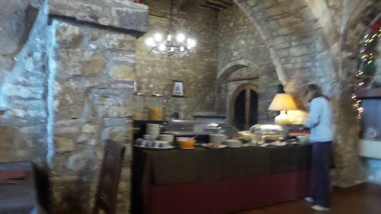 Monte Castello di Vibio, Itália: RISTORANTE