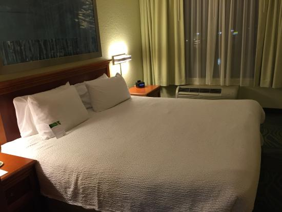 SpringHill Suites Orlando Airport: bedroom