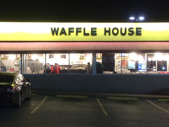 I love consistency review of waffle house 1529 inwood for Zetts fish farm