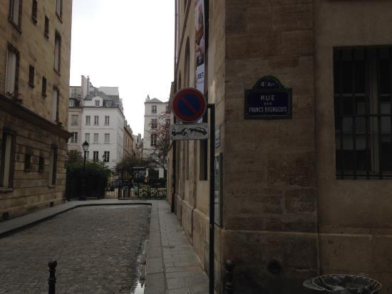 La rue des francs bourgeois foto de rue des francs bourgeois paris tripadvisor - Bourgeois foto ...