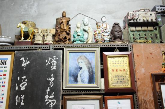 Nanfangao's Three Iron Works Museum