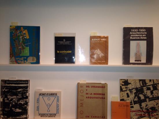 Canadian Centre for Architecture (Centre Canadien d'Architecture): Textos expuestos sobre America Latina