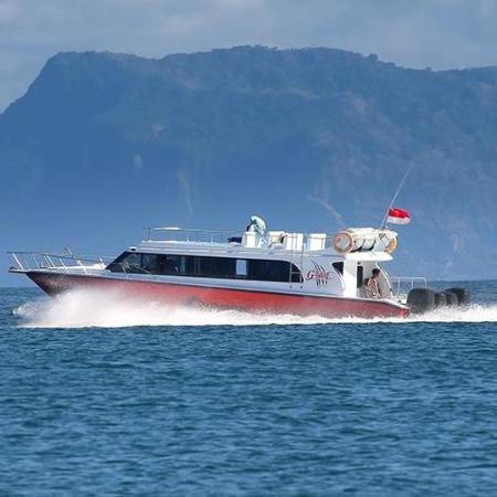 GForce Fastboat Nusa Lembongan