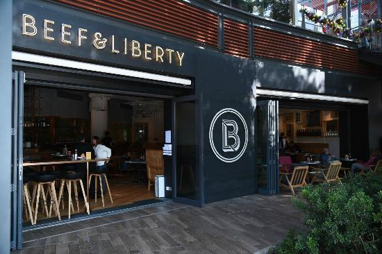 Beef & Liberty (赤柱广场)
