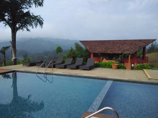 Pool Picture Of Heritage Resort Coorg Madikeri Tripadvisor