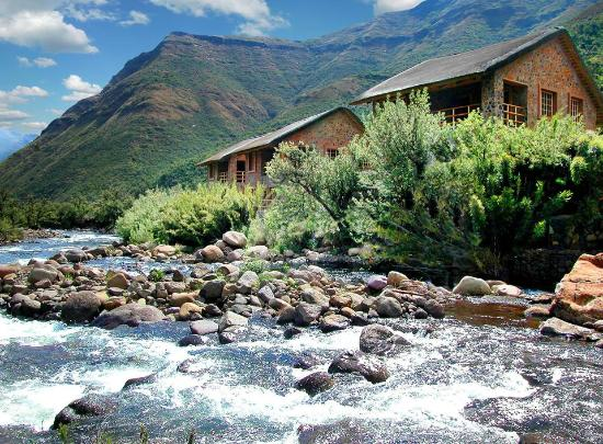 Maliba River Lodge: River Lodge