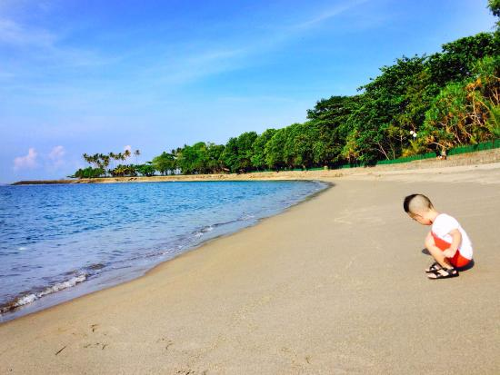 Kila Senggigi Beach Lombok Pristine Beach