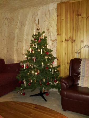 Down to Erth B &B: Christmas Tree 2015