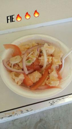 Bimini: Joe's Conch Shack