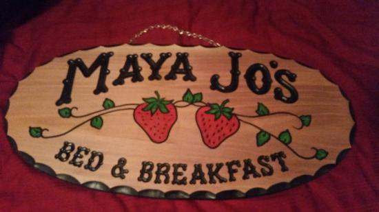 Maya Jo's Bed and Breakfast