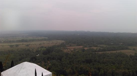 Cansaulim, India: View from the top