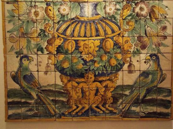 Museo Nazionale Della Piastrella: Azulejos