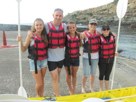 Hermanus, Republika Południowej Afryki: Walker Bay Adventures