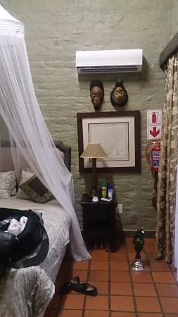 Gravelotte, แอฟริกาใต้: Room