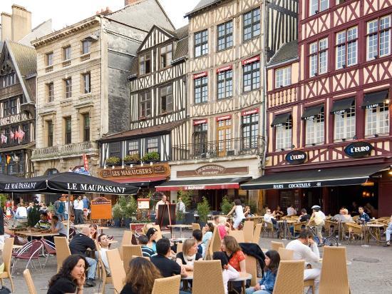 Hotel Paris Rouen