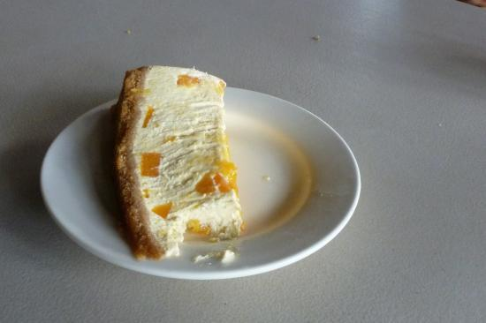 Litchfield National Park, Australie : mango cheesecake